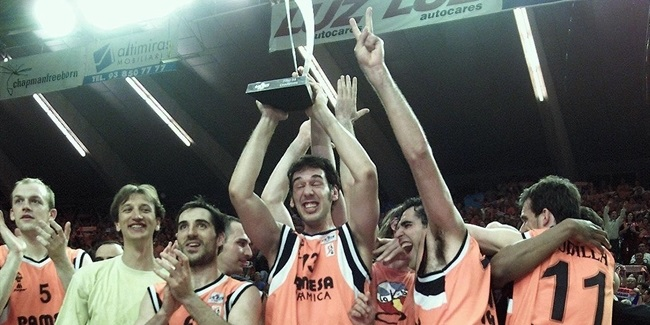 On this Day, 2003: Valencia becomes first EuroCup champion