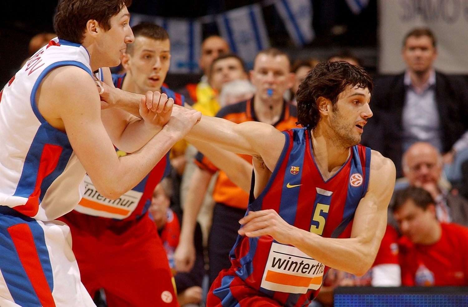 Gianluca Basile - FC Barcelona - Final Four Prague 2006 - EB05