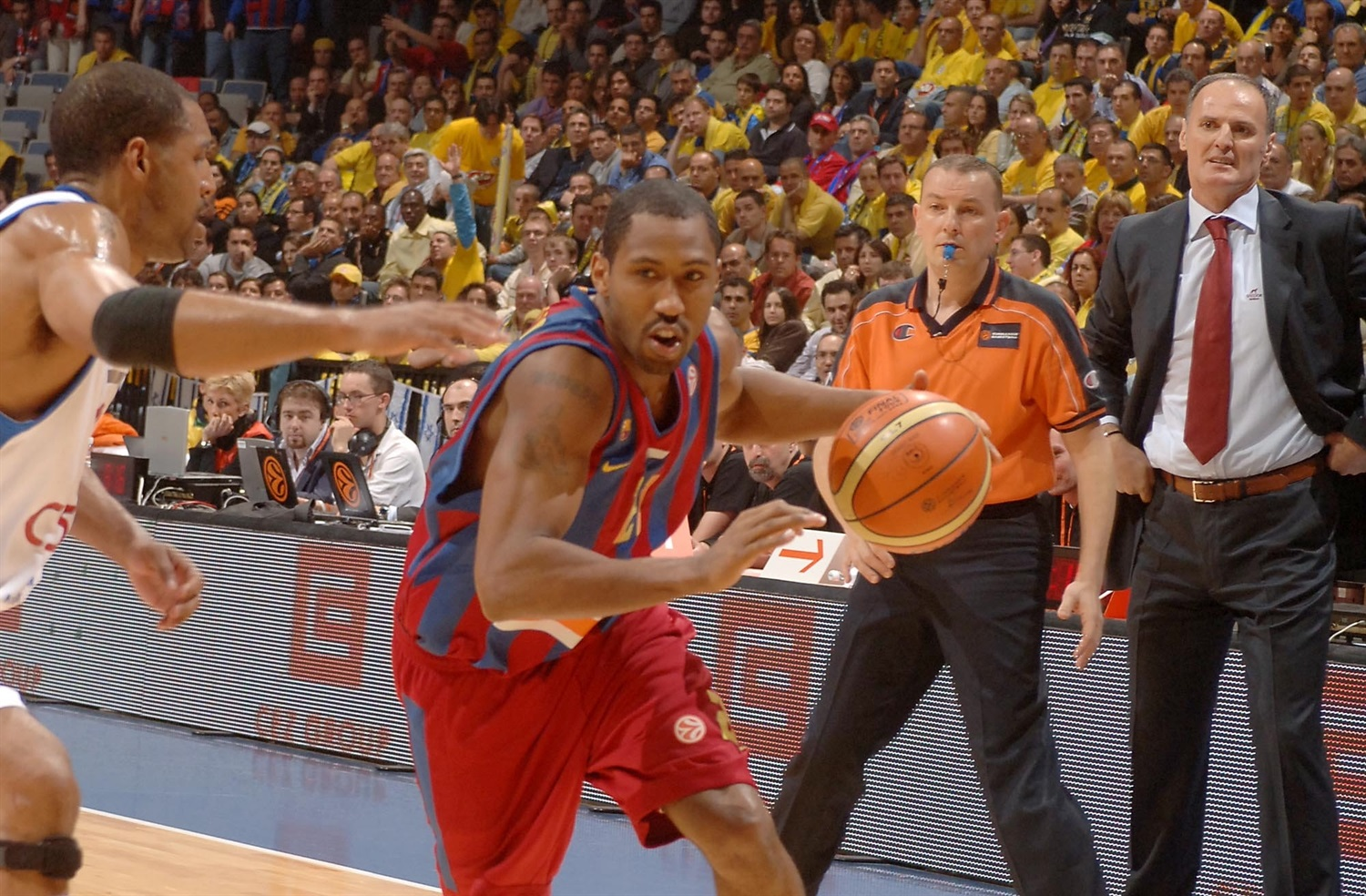 Bootsy Thornton - FC Barcelona - Final Four Prague 2006 - EB05