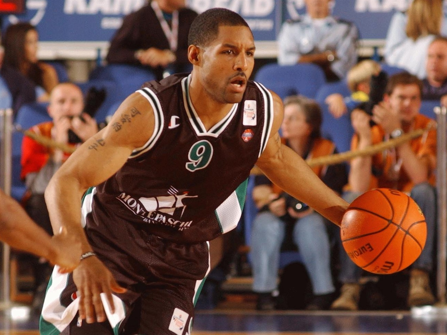 David Vanterpool - Montepaschi Siena - Final Four Tel Aviv 2004 - EB03