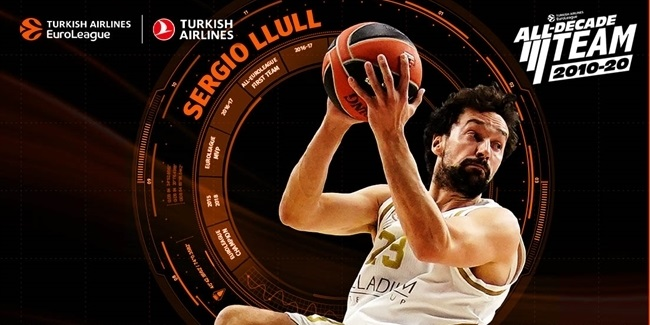 2010-20 All-Decade Team: Sergio Llull