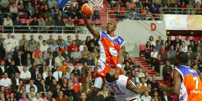 Best photos from the 2005-06 EuroCup season