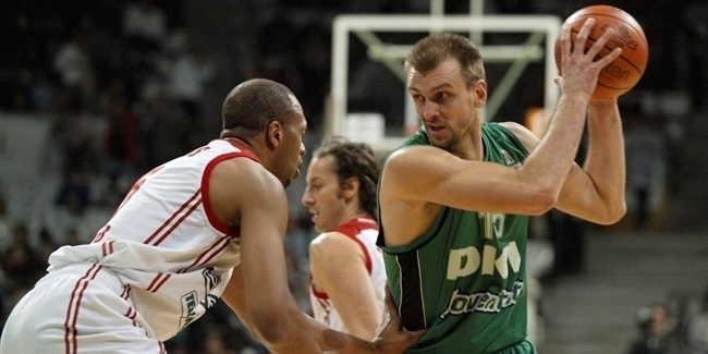 Best photos from the 2003-04 EuroCup season