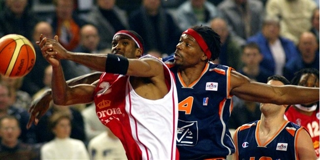 Best photos from the 2004-05 EuroCup season