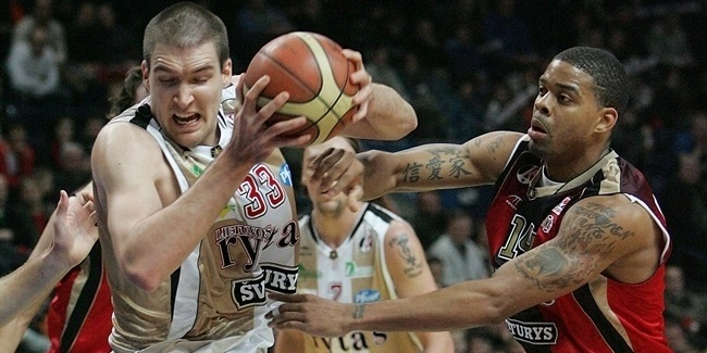 Best photos from the 2006-07 EuroCup season