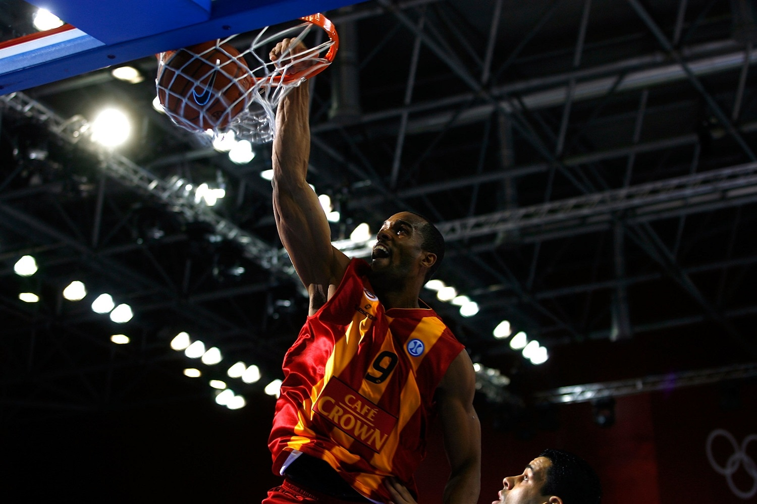 Chris Owens - Galatasaray Cafe Crown - Final Eight Turin 2008 - EC07
