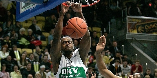 Best photos from the 2007-08 EuroCup season