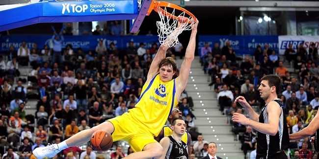 EuroCup Stepping Stones: Timofey Mozgov