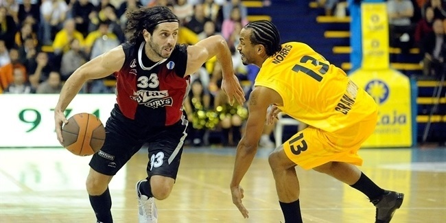 Best photos from the 2008-09 EuroCup season