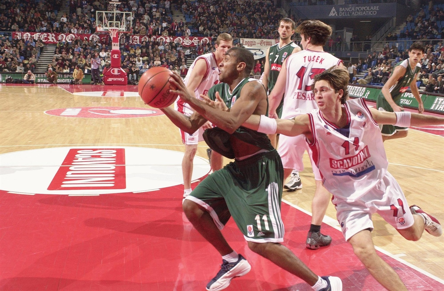 Kyle Hill - ASVEL Basket - EB01