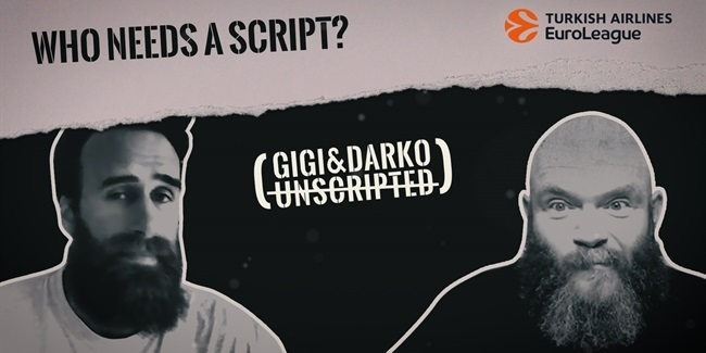 Gigi & Darko Unscripted tips off on Friday!