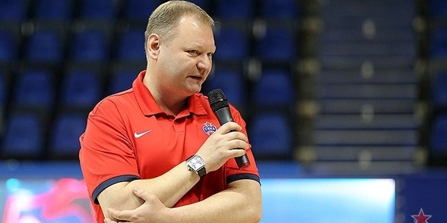 Euroleague Basketball mourns CSKA team doctor Roman Abzhelilov