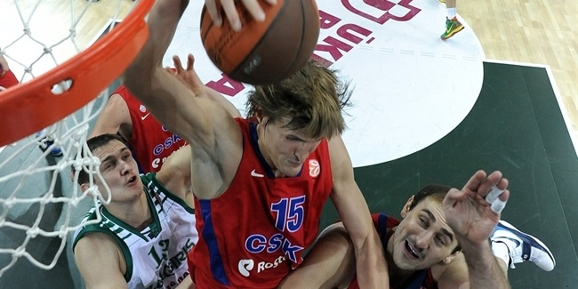 EuroLeague club 20th anniversary galleries: CSKA Moscow
