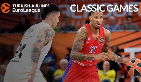2018-19 Semifinal: CSKA, Real meet again