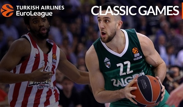 2018 playoffs: Overtime in Olympiacos vs. Zalgiris opener
