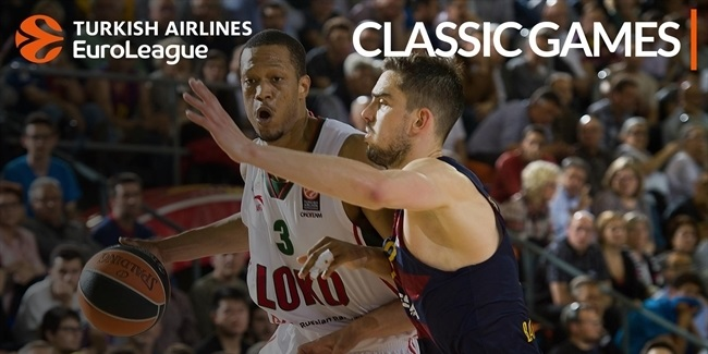 2015-16 Playoffs: Barcelona, Lokomotiv go to OT in Game 4