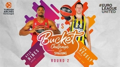Larkin, Vesely headline new Bucket Challenge from home