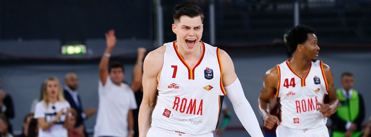 Virtus adds power forward Alibegovic