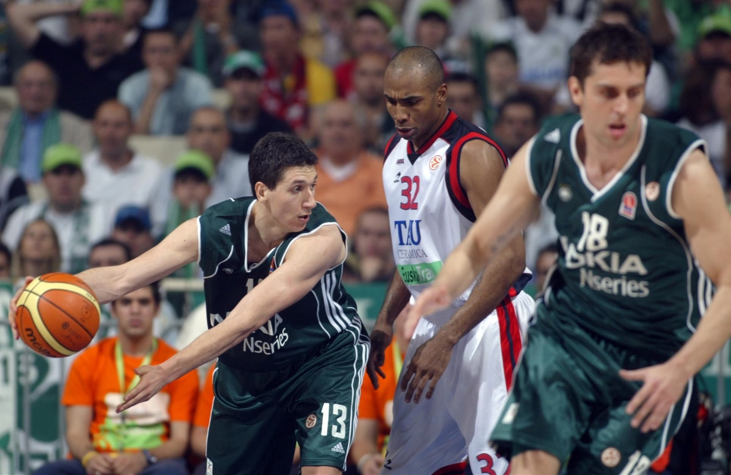 Dimitris Diamantidis - Panathinaikos Athens - Final Four Athens 2007 - EB06