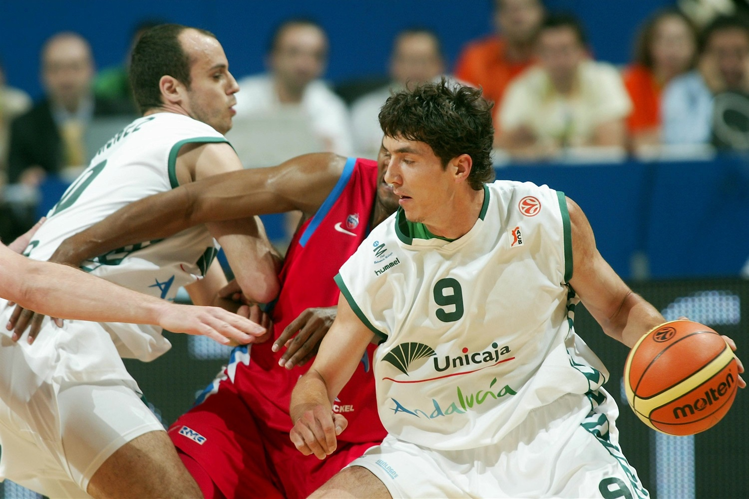 Jiri Welsch - Unicaja Malaga - Final Four Athens 2007 - EB06