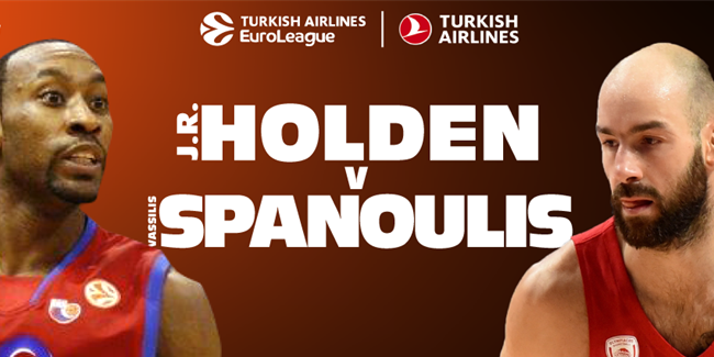 All-Decade head-to-head: Holden vs. Spanoulis