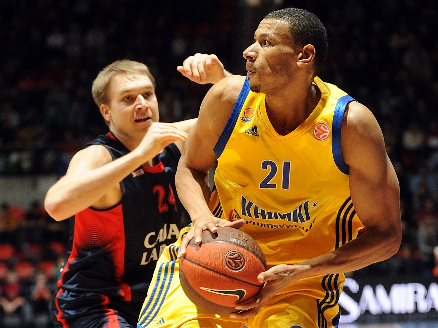 Kelly McCarty - Khimki Moscow Region - EB09