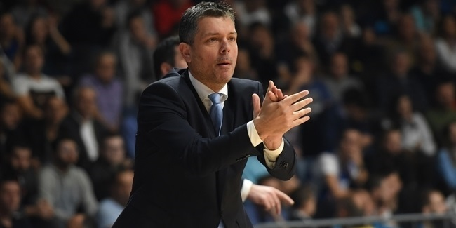 Buducnost head coach Mijovic resigns