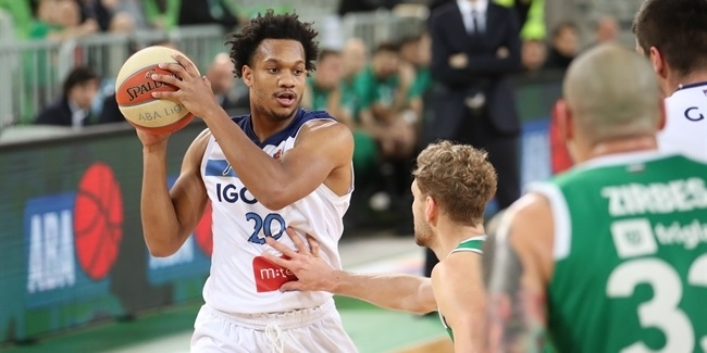 Buducnost adds shooting guard Vaughn