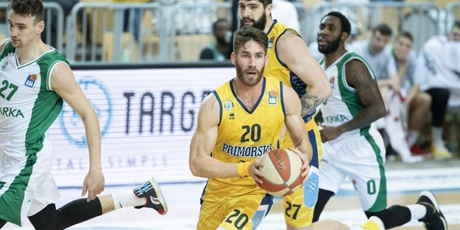 Olimpija inks shooting guard Hodzic