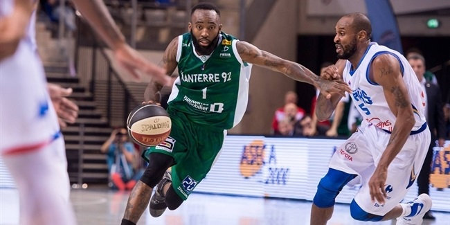Nanterre and playmaker Warren back together