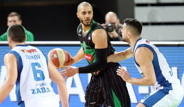 UNICS adds Morgan at forward