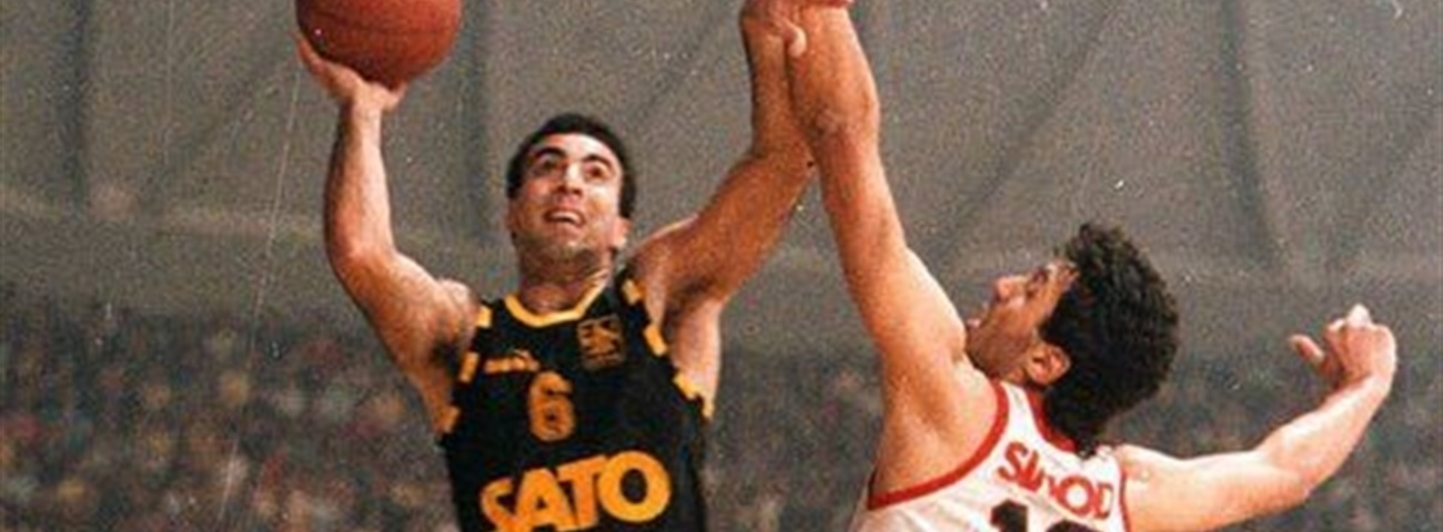 101 Greats: Nikos Galis