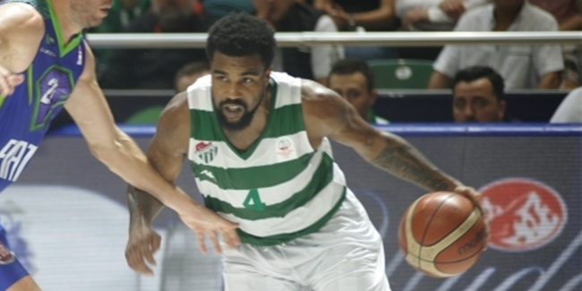 Bursaspor re-signs point guard Jones