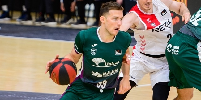 Unicaja extends veteran playmaker Mekel