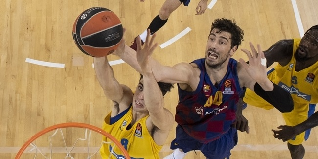 Barcelona, star center Tomic part ways
