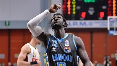 Olimpija adds size with Mathiang