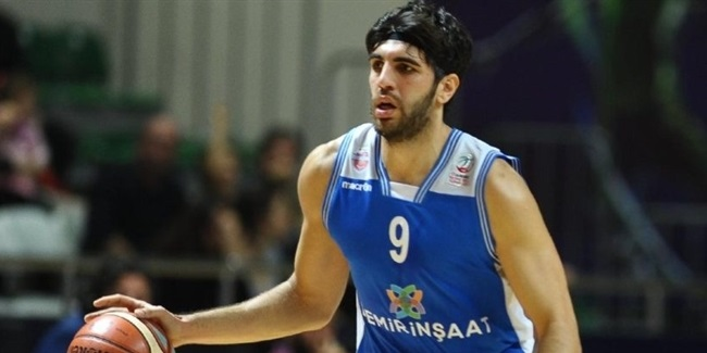 Bahcesehir signs forward Yildizli