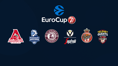 7DAYS EuroCup Draw reaction: Group C