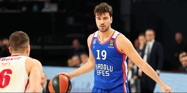 Efes keeps guard Tuncer