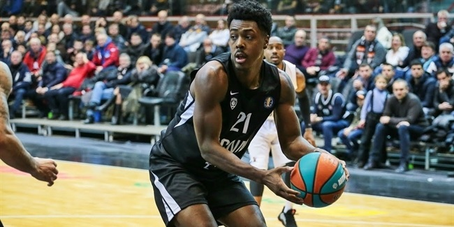 Monaco brings in big man Willis