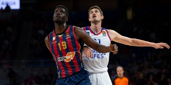 2020-21 Games to Watch: KIROLBET Baskonia Vitoria-Gasteiz