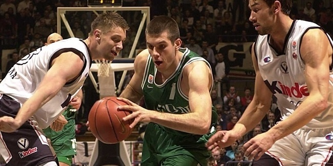 EuroLeague club 20th anniversary galleries: Cedevita Olimpija Ljubljana