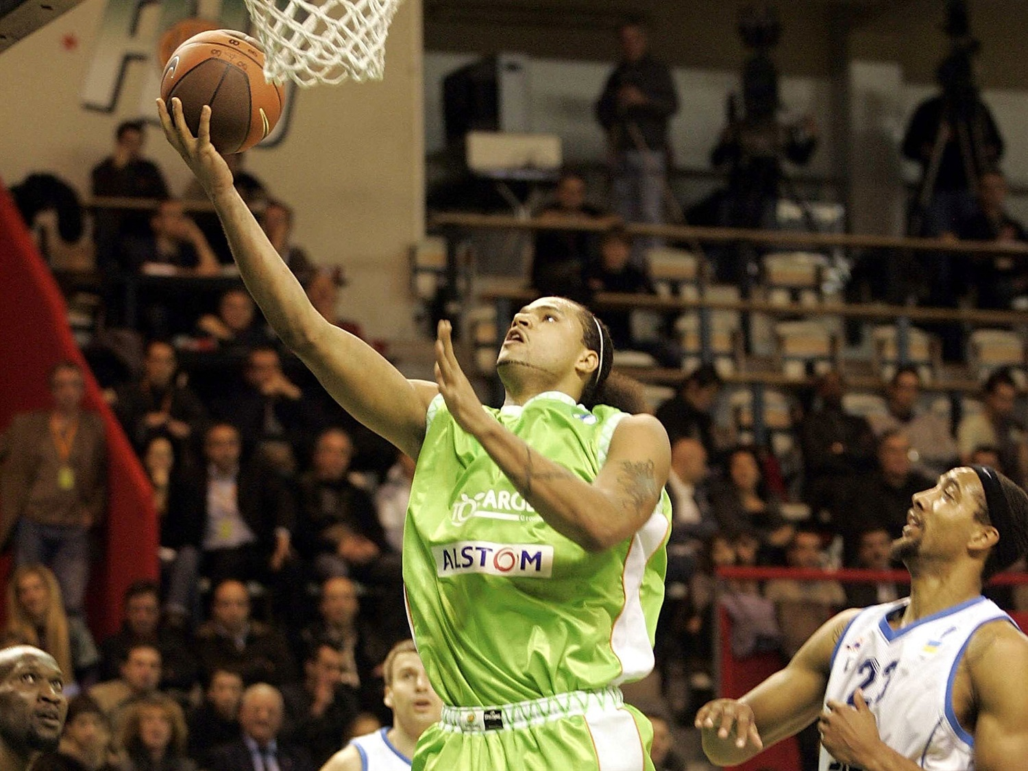 Chevon Troutman - ASVEL Basket (photo ASVEL) - EC08