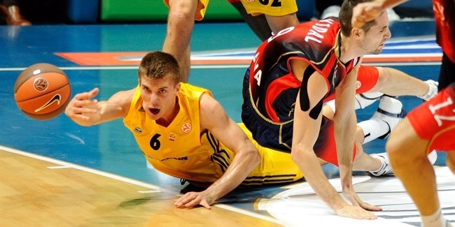 EuroLeague club 20th anniversary galleries: ALBA Berlin