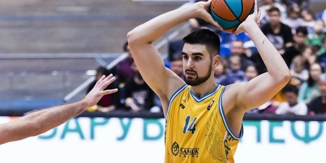 Brescia adds big man Ristic on loan