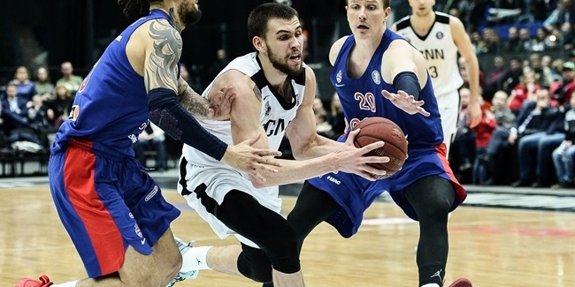 UNICS adds depth with Zhbanov