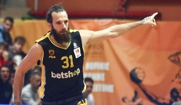 Promitheas brings in veteran Giannopoulos