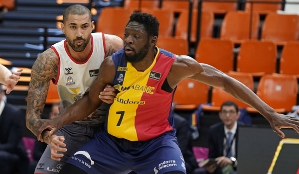 Andorra keeps center Olumuyiwa