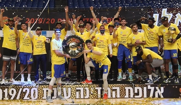 Maccabi successfully defends Israeli crown