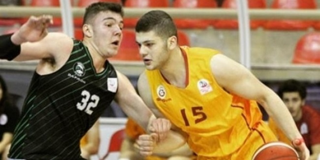 Bahcesehir locks up talented center Yilmaz